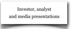 Investor analyst